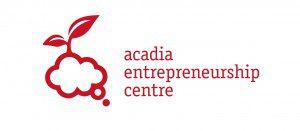 Acadia Entrepreneurship Centre Logo